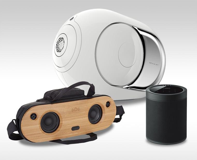 Głośniki Bluetooth czy głośniki Wi-Fi?