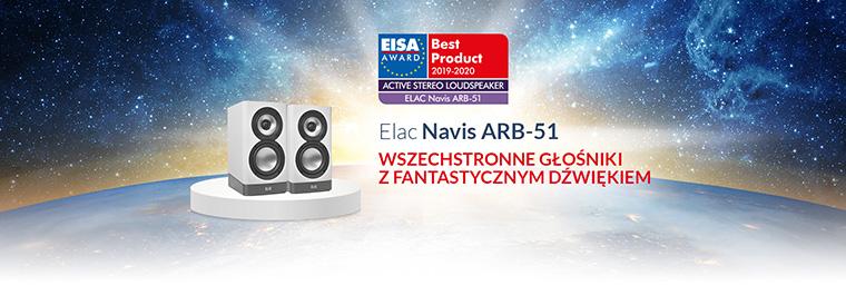 ELAC Navis ARB-51