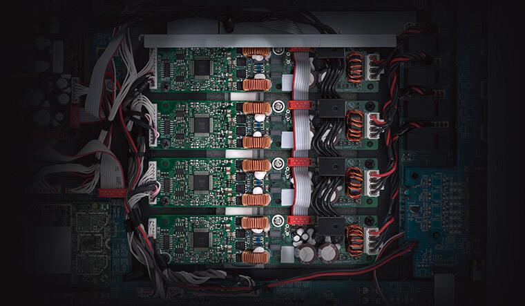 Yamaha XDA-AMP5400RK
