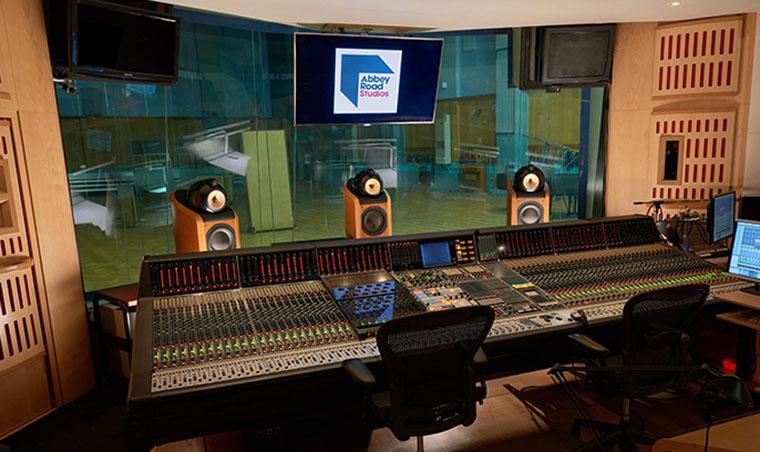 Abbey Road Studios i Bowers & Wilkins