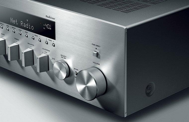 Yamaha MusicCast R-N803D EISA