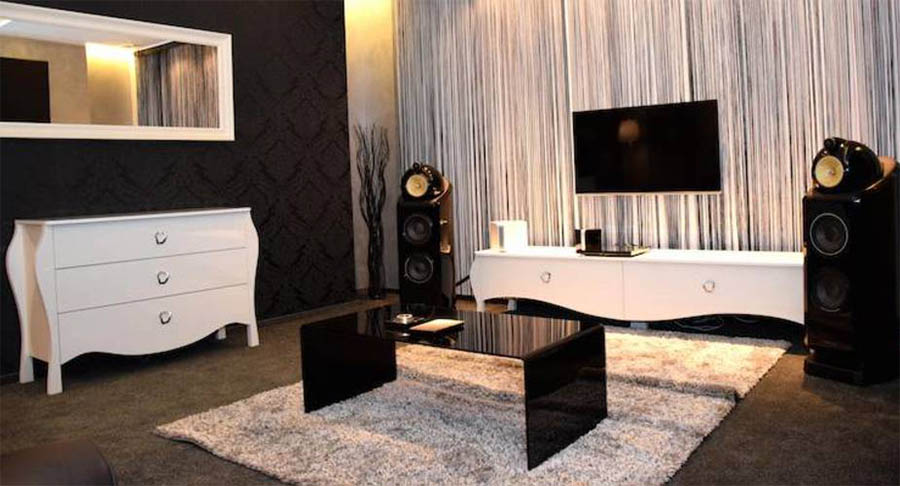 Salon Top Hi-Fi & Video Design