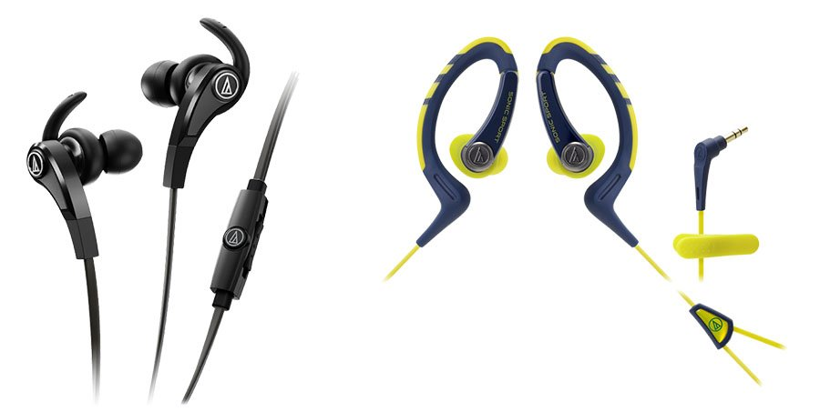 Audio-Technica ATH-CKX9iS, ATH-SPORT1