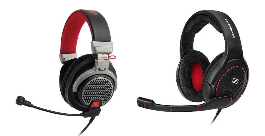 Audio-Technica ATH-PDG1 i Sennheiser G4ME ONE