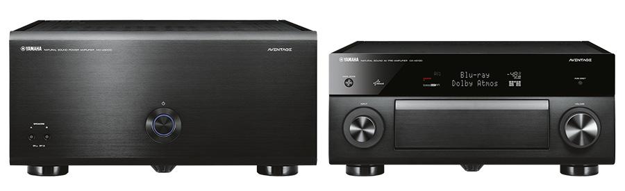 Yamaha MX-A5000 i CX-A5100