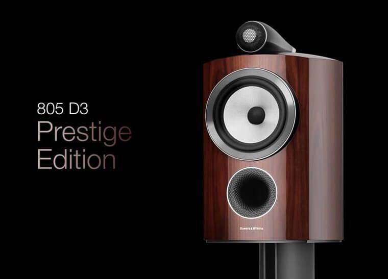 Bowers & Wilkins 805 Prestige Edition