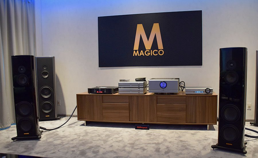 Magico S3 MKII - premierowy pokaz w Top Hi-FI & Video Design