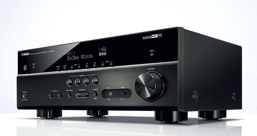 Yamaha MusicCast RX-V583