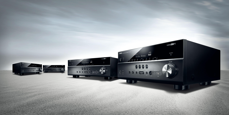 Yamaha MusicCast RX-V683