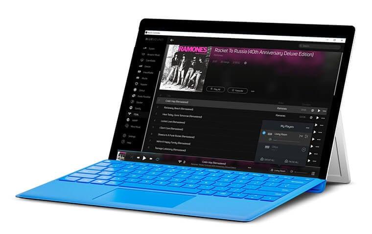 Nowe funkcjonalności w BluOS