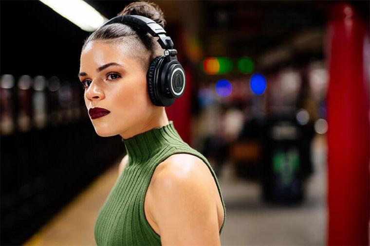 Słuchawki ATH-M50xBT