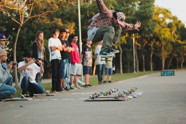 Skate or Die! Playlista dla skocznych i odważnych