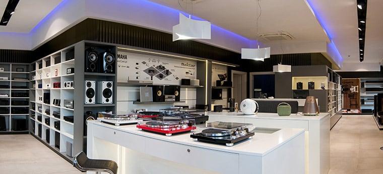 Salony Top Hi-Fi & Video Design