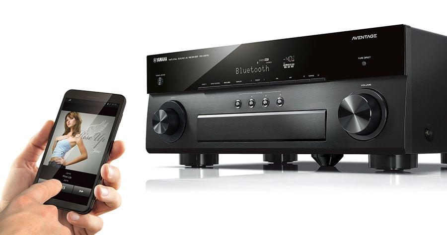 Yamaha MusicCast RX-A870