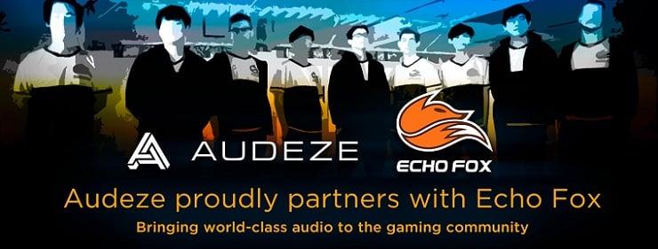 Audeze oficjalnym partnerem Echo Fox