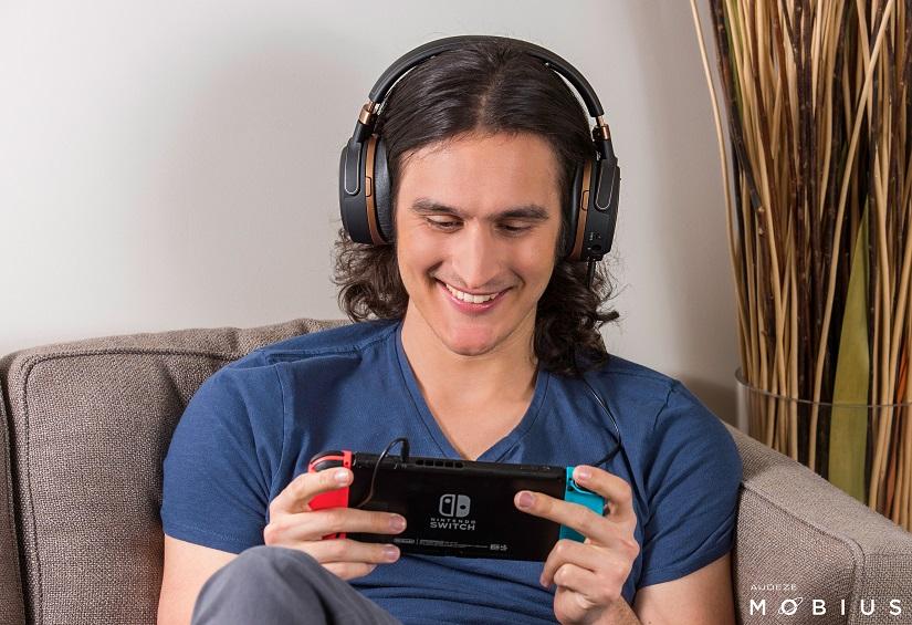 Audeze Mobius Nintendo Switch