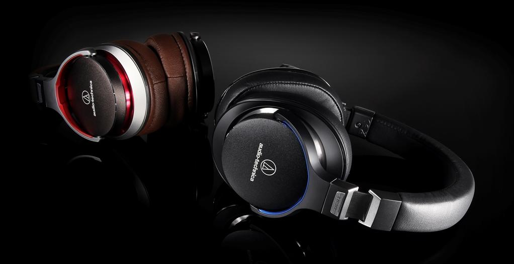 Słuchawki Audio-Technica MSR7 zdjęcie lifestyle