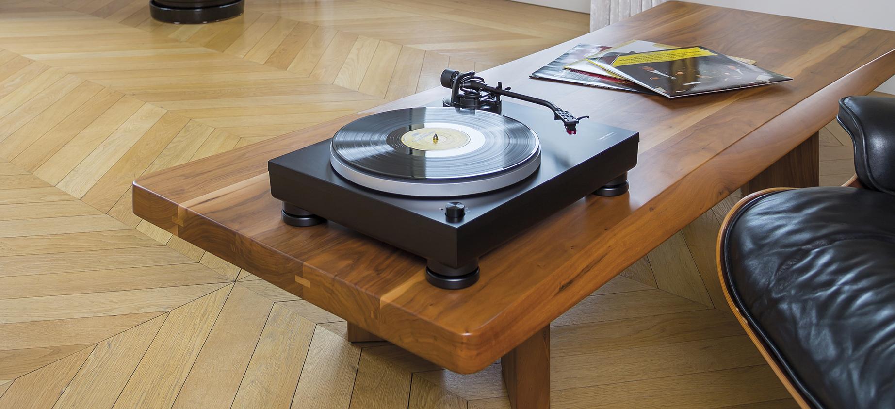 Gramofon manualny LP5 Audio-Technica