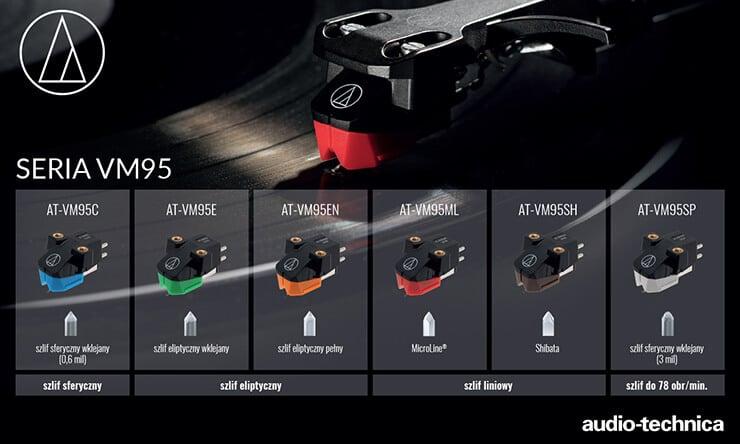 Seria AT-VM95