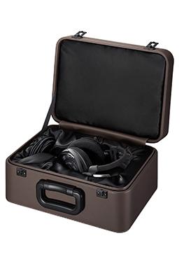 Luksusowe akcesoria dołączone do słuchawek Audio-Technica ATH-ADX5000