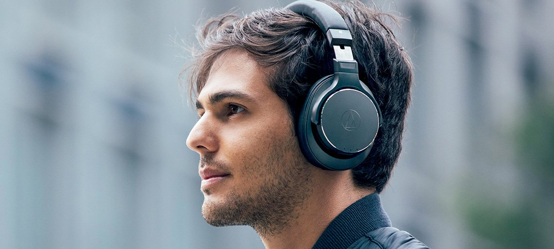 Słuchawki bezprzewodowe Bluetooth Audio-Technica ATH-DSR7BT