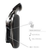 Sterowanie za pomocą panelu dotykowego w słuchawkach Audio-Technica ATH-DSR9BT