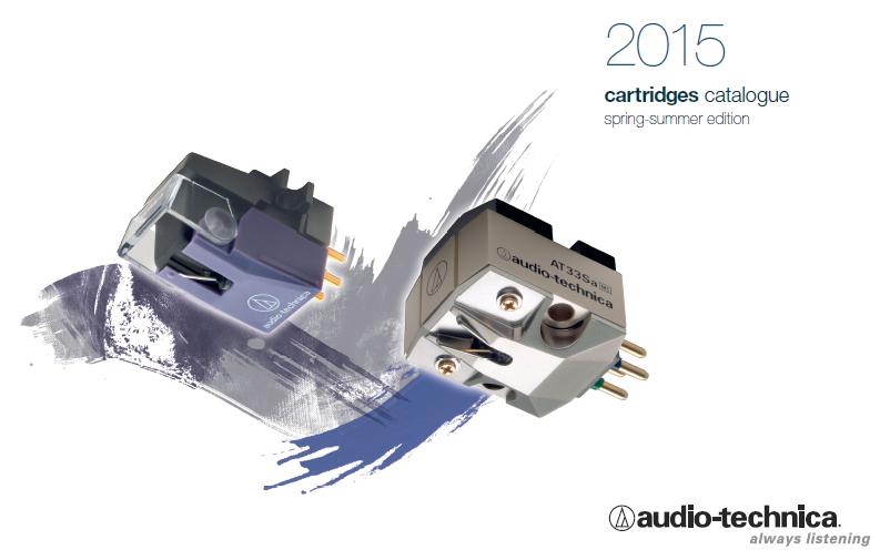 Katalog Audio-Technica Wkładki Gramofonowe Katalog