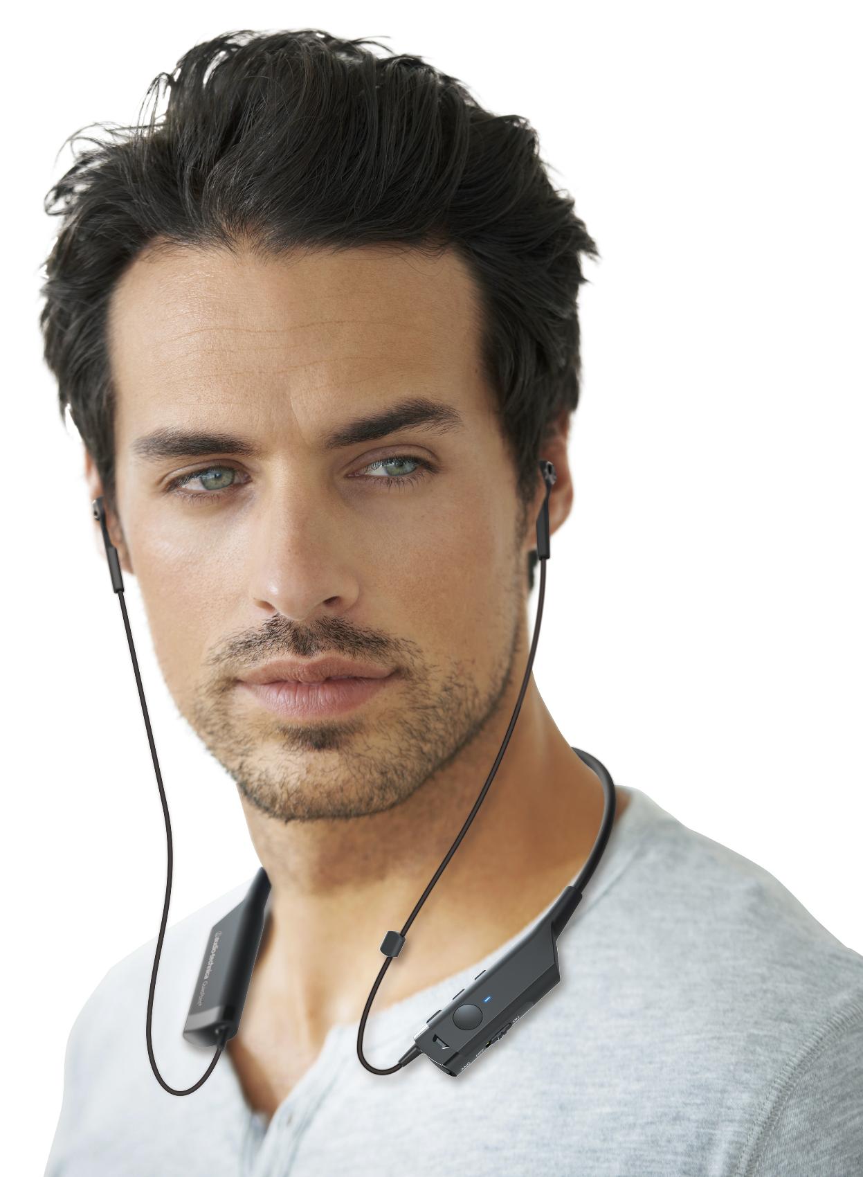 Słuchawki Audio-Technica ATH-ANC40BT lifestyle