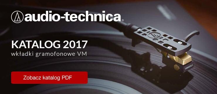 Katalog wkładek gramofonowych VM Audio-Technica