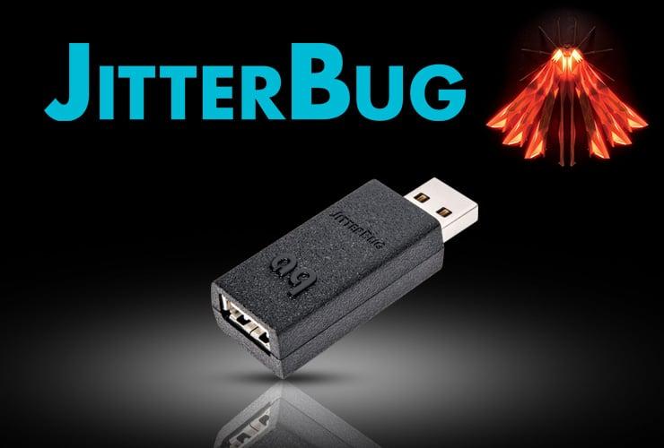 jitterbug audioquest