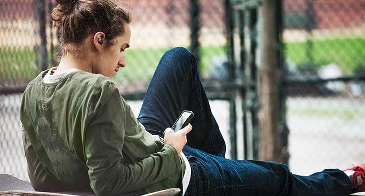 Słuchawki True Wireless do iPhone