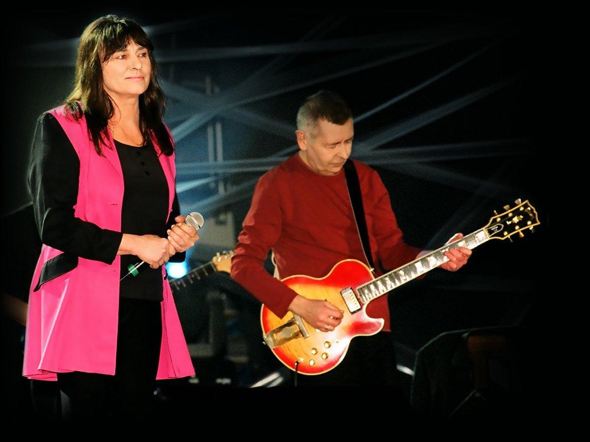 Mira Kubasińska i Tadeusz Nalepa