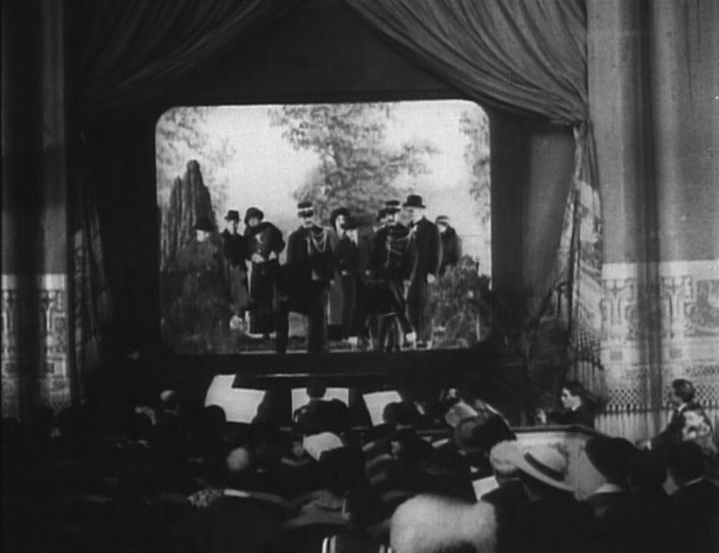 XIX wieczne kino