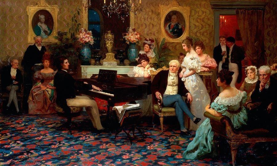 Koncert Chopina