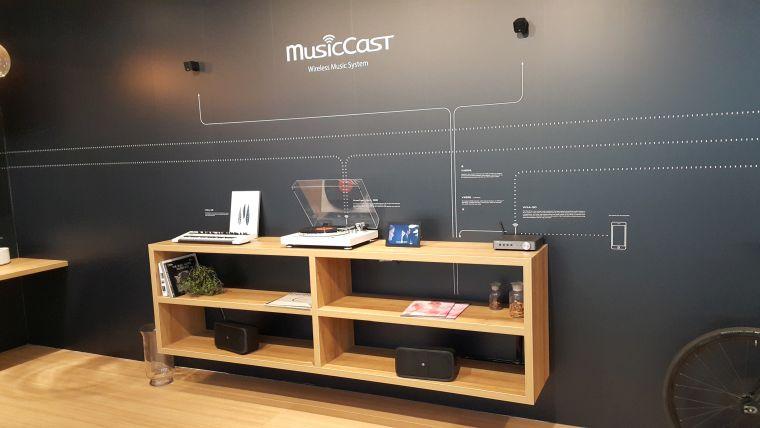Ekspozycja MusicCast