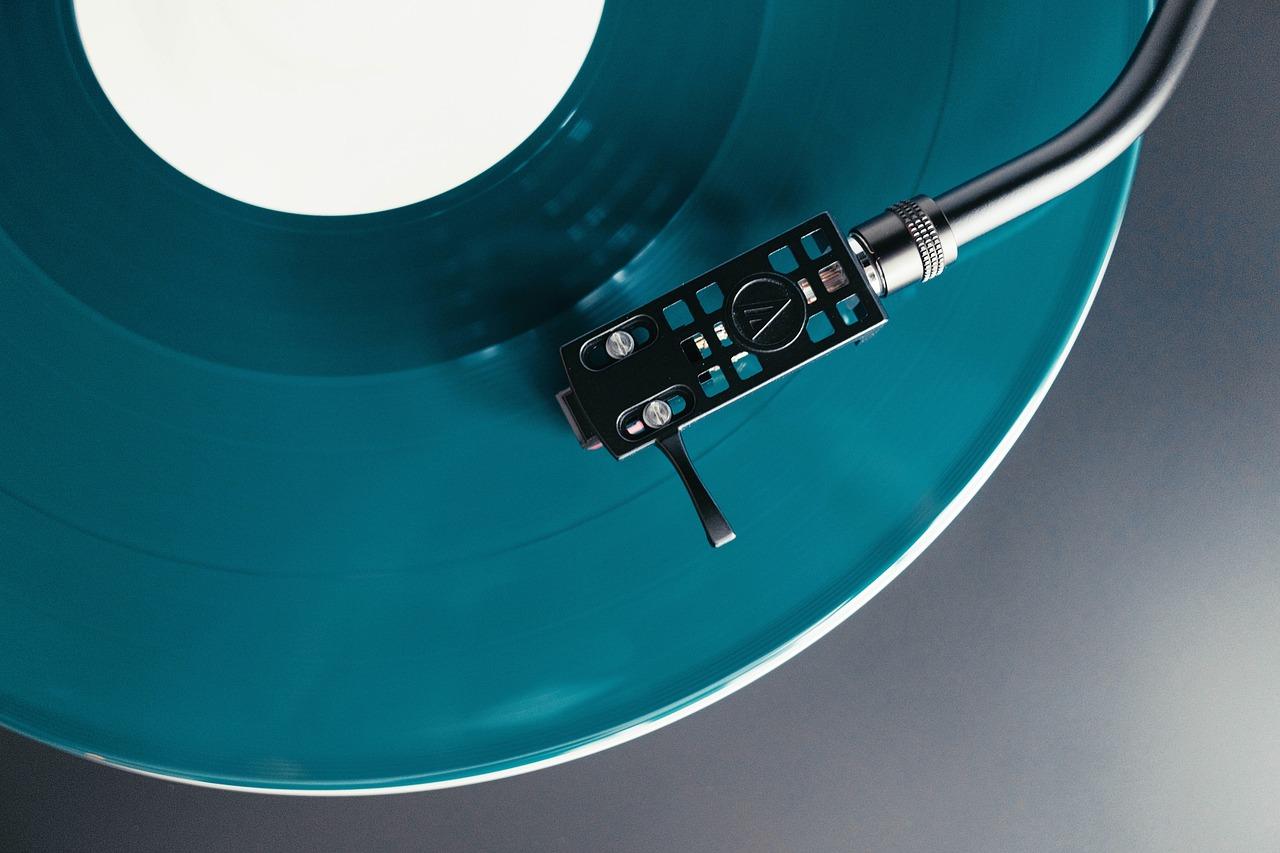 Niebieska płyta
