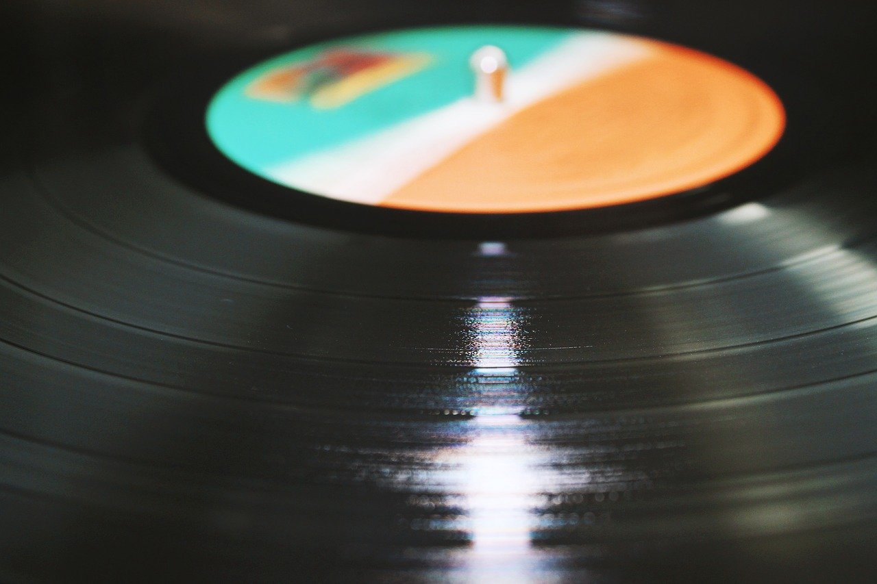 Vinylowa płyta