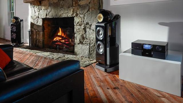 Kominek i sprzęt Audio
