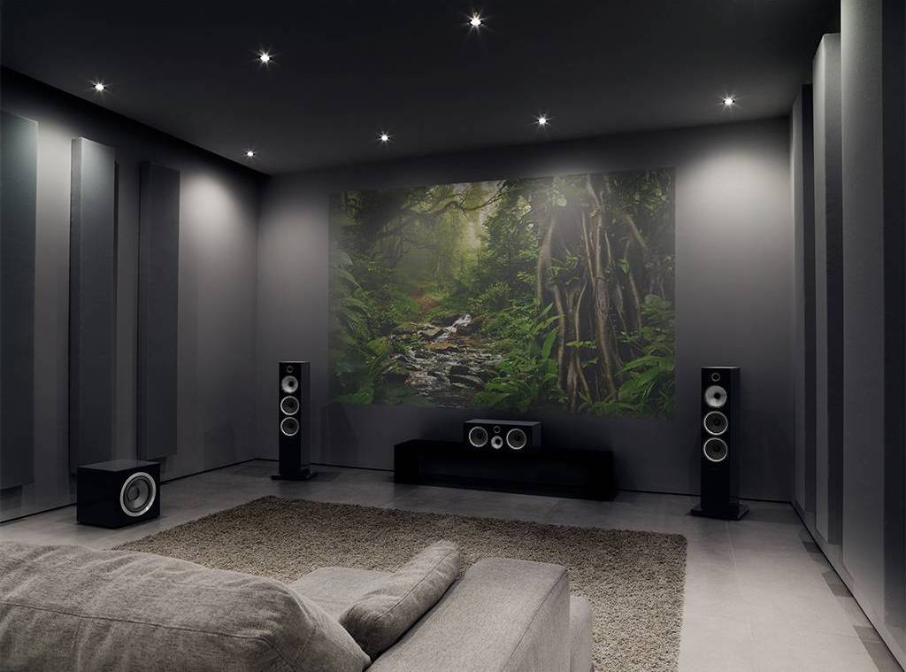sala kina domowego