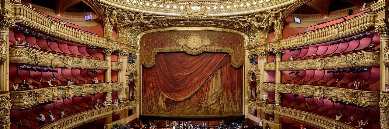 sala koncertowa paryż