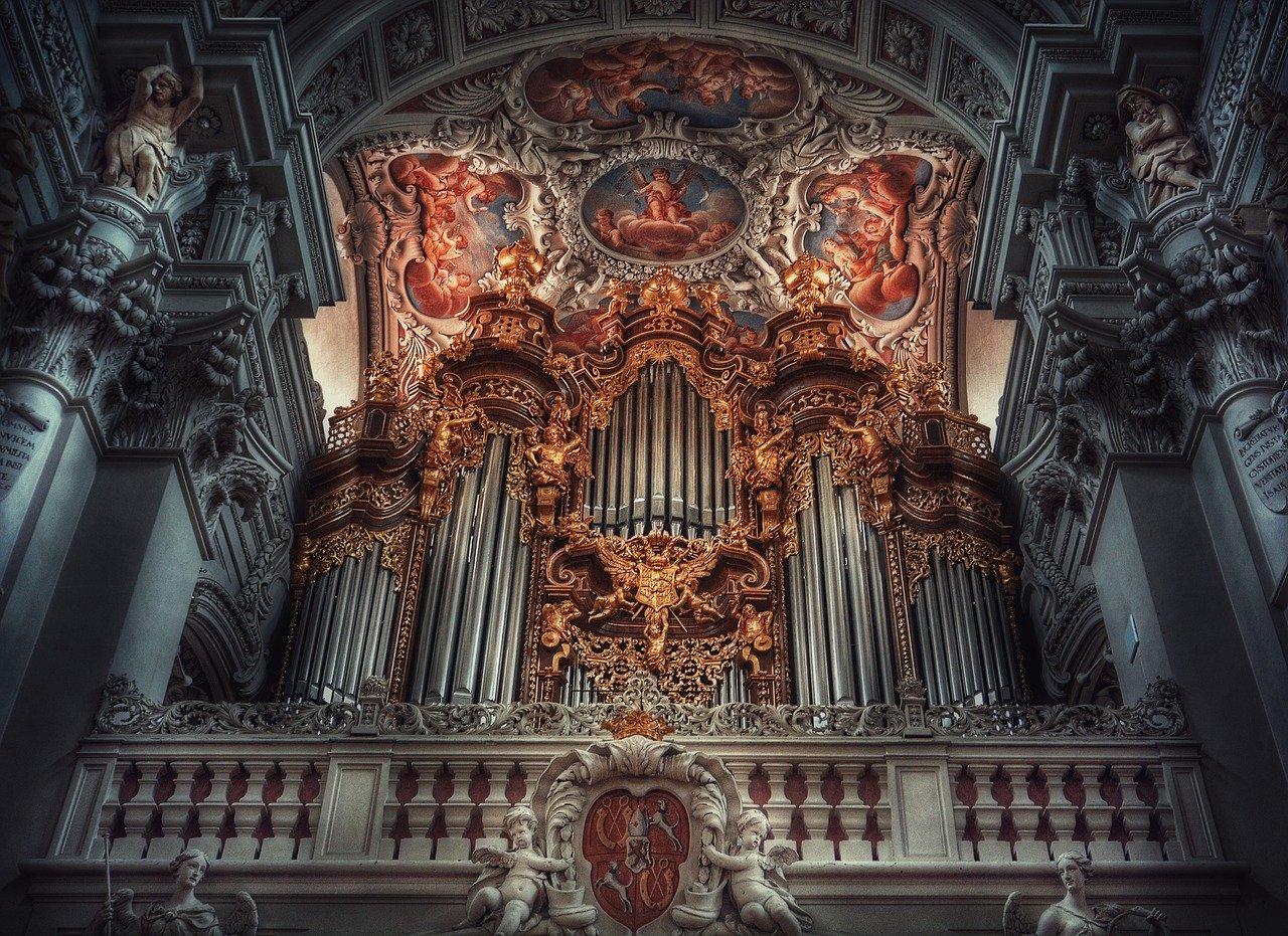 Organy katedra Św. Stefana