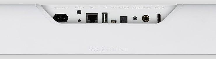 Bluesound Pulse Soundbar 2i