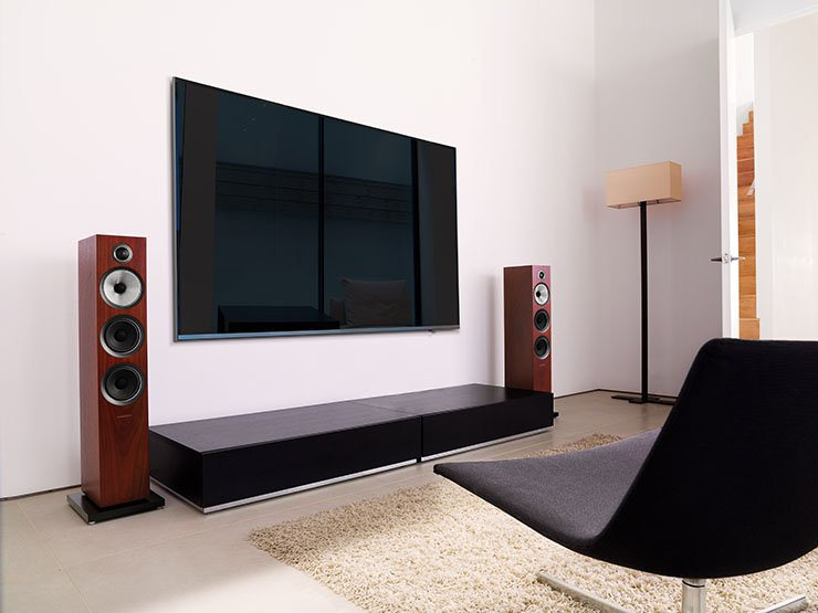 Bowers & Wilkins 704 S2 Lifestyle