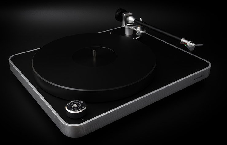 Clearaudio Concept Special Edition