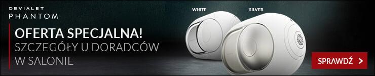 Devialet Phantom White Silver