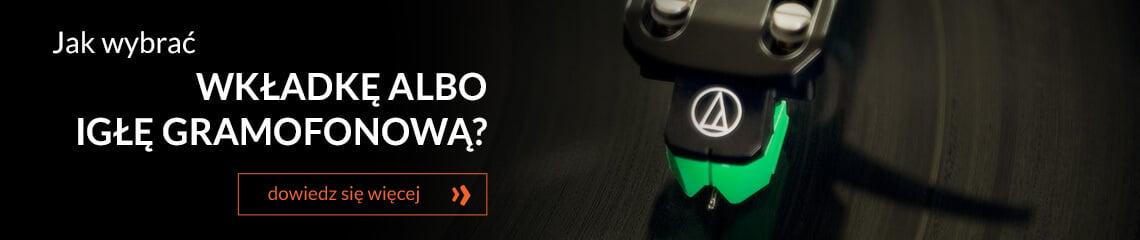 Jak wybrać wkładkę albo igłę gramofonową?