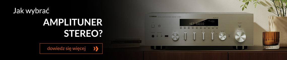 Jak wybrać amplituner stereo?