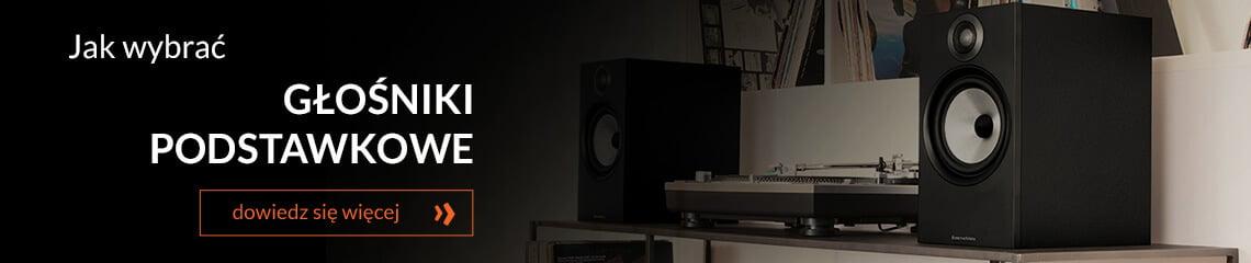 Jak wybrać głośniki podstawkowe?