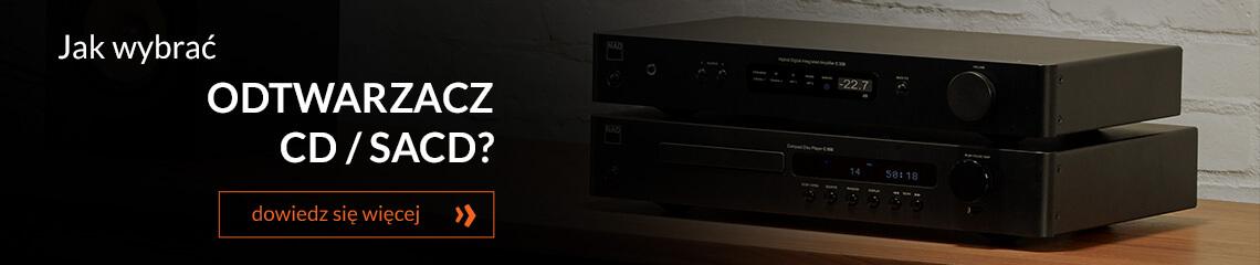Jak wybrać odtwarzacz CD/SACD?