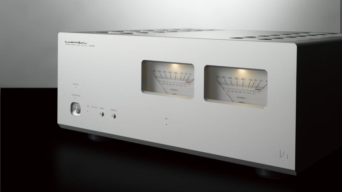 Stereofoniczna końcówka mocy Luxman M-700u